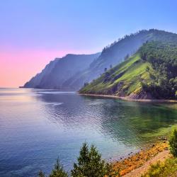 Lake Baikal - Fresh Water Lake